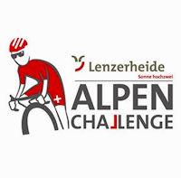Naturgewalten beeinflussen die Streckenführung der Alpen Challenge