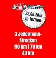 Sparkassen-HeideRadCup am 26. August