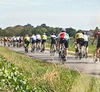 Gelungener Auftakt der ProAm Radsporttage