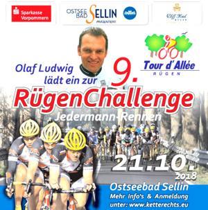 Radsportfest auf Rügen zum Saisonfinale