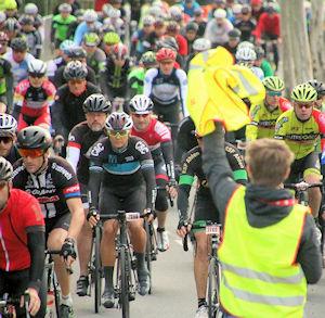 Sparkassen Münsterland Giro – der Start