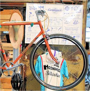 Die gesamte Bandbreite des Vélo