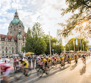 """ProAm"" Hannover Teil des German Cycling Cup 2019"