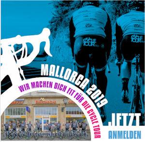 Mach dich fit für die CYCLE TOUR 2019