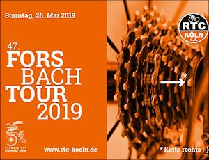 47. Forsbach-Tour am Sonntag