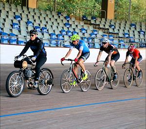 Bahnradsportzentrum in Köln