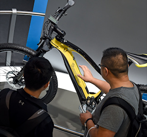 E-Mobilität auf der Eurobike