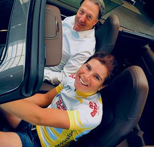 "Porsche sagt ""Danke Carmen!"""