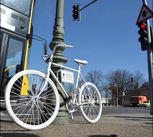 Destatis: Fahrradunfälle nehmen drastisch zu