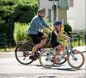 Fahrradschule für Kinder und Eltern