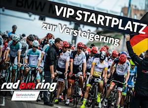 RAD am RING VIP-Startplatz für die Jedermannrennen