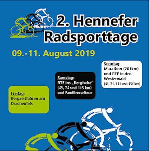 2. Hennefer Radsporttage
