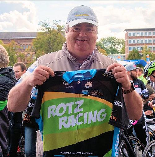 Herzlichen Dank Team Rotz Racing